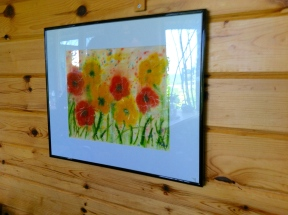 Poppies by Ruby