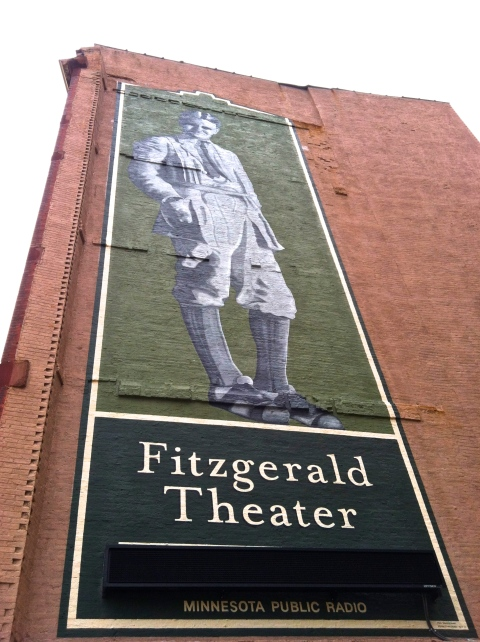 Fitzgerald Theater -- East Seventh and Wabasha