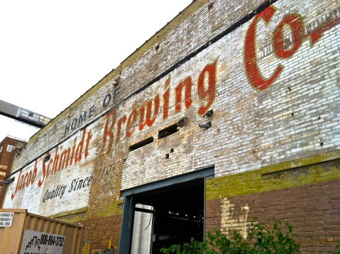 Schmidt Brewery -- West Seventh and Palace