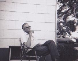 Grandpa -- O'Neill, Nebraska, 1960s