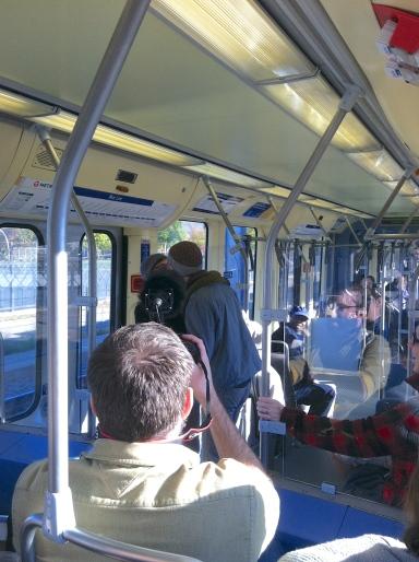 Light rail AWKing