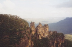 Three Sisters, Blue Mountains, New South Wales