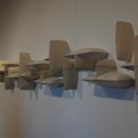 Maren Kloppmann -- Shadow Wall Pillows Horizon III