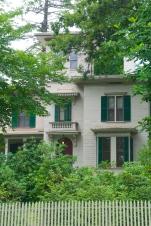 Emily Dickinson house, Amherst