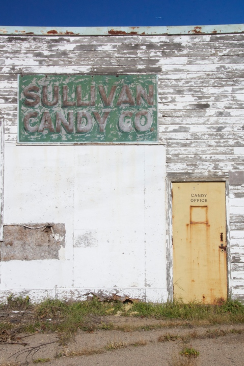 Candy office
