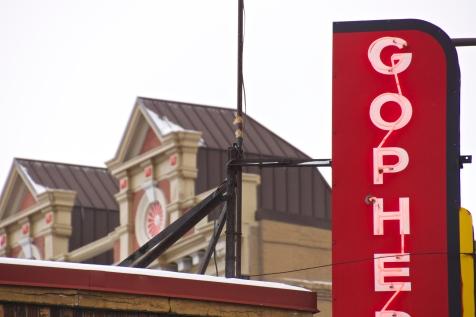 Gopher Bar